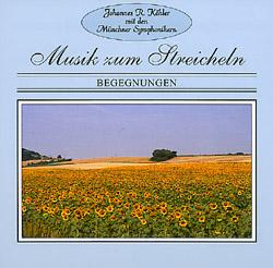 CD Begegnungen von Johannes R. Köhler