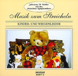 CD Kinder- und Wiegenlieder
