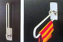 Haltegriff, Klappgriff für Badezimmer 550mm lang