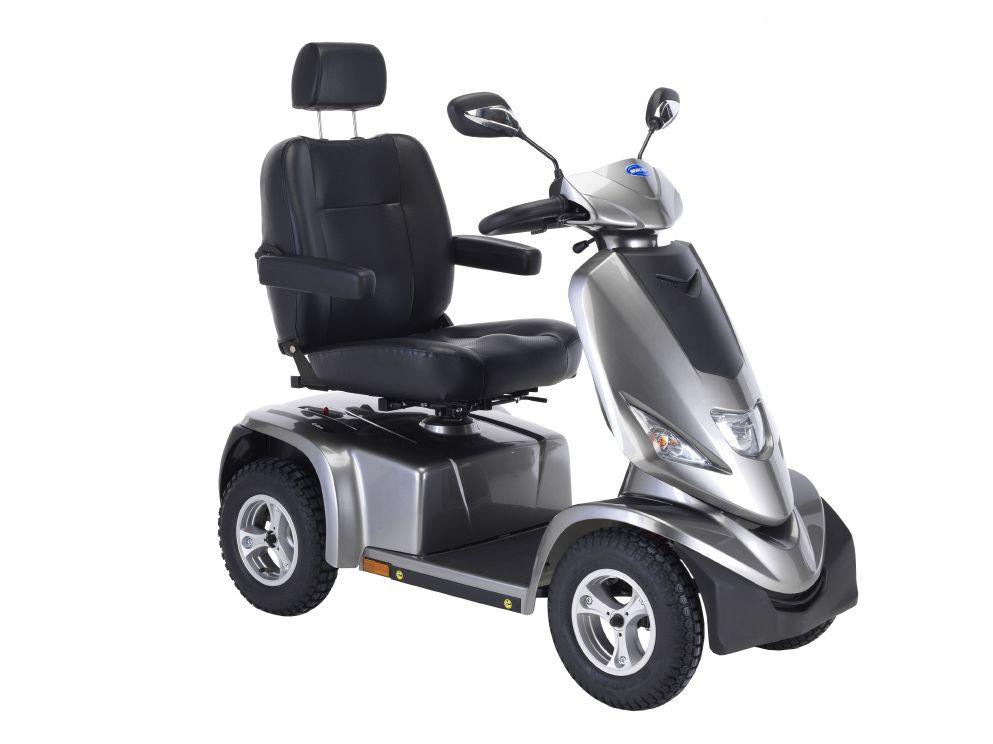 Cetus Elektromobil 15km/h, Seniorenmobil mit Federung